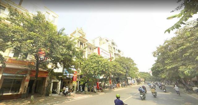 Bán nhà mặt Phố Chùa Láng, quận Đống Đa, Hà Nội