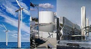Cấp vốn và thi công các dự án điện và cấp nước